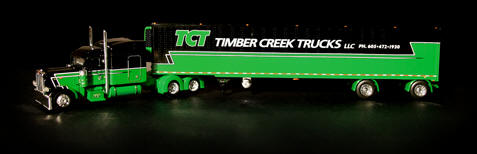 Timber Creek Diecast