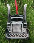RW Christmas Ornament